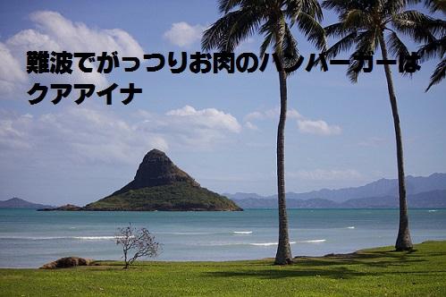 ヤシの木と海
