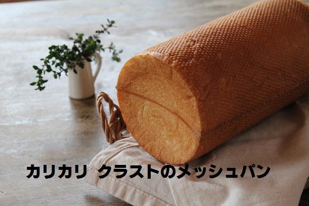 メッシュパン題名